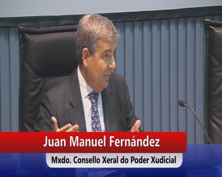 Cara a un novo modelo de proceso penal  - Xornada sobre a reforma do Código Penal a debate